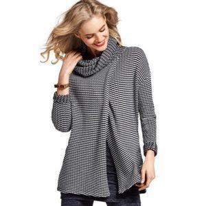 cabi • cowel neck fergi knit sweater